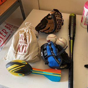 Kids Sports Equipment LOT for Sale in Mission Viejo, CA
