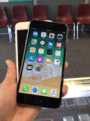 iPhone 6s Plus 16GB Unlocked Excellent Condition $255 Each for Sale in Durham, NC