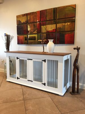 Custom Dog Crate/Furniture for Sale in Apopka, FL