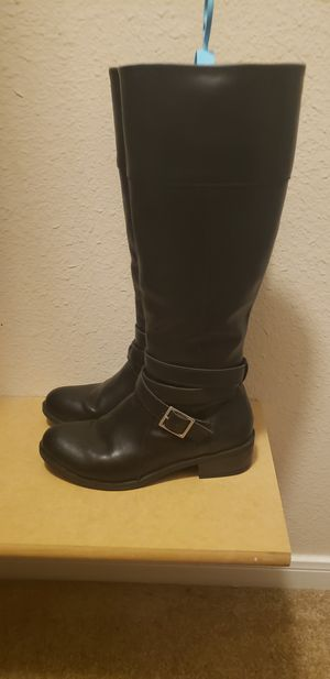 Black boots for Sale in Pearland, TX