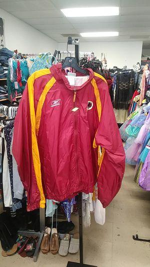 NFL Reebok Redskins Jacket $22🔥 Sz 2xL @ Zera Outlet 5303 E Colonial Dr suite g, Orlando, FL 32807 for Sale in Orlando, FL