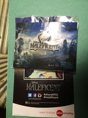 Maleficent AMC member pin for Sale in Arlington, TX