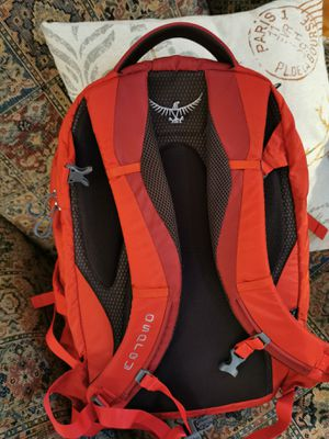 Osprey Comet Backpack. Perfect condition. Like new. Clean. Comes with lifetime warranty from Osprey. for Sale in Portland, OR