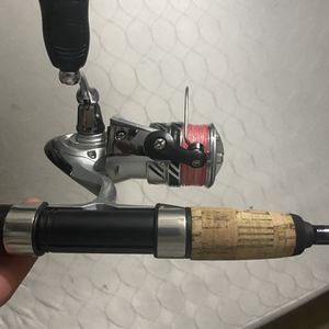 Daiwa Crossfire Combo Fishing Pole for Sale in Whittier, CA