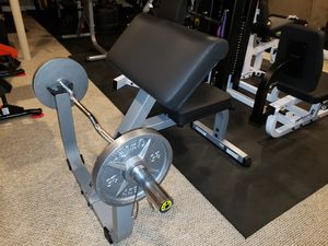 Body Solid Preacher Curl - Commercial Quality for Sale in North Attleborough, MA