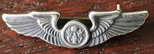 Sterling silver USA Aviator wings-vintage - 1940's for Sale in Bradenton, FL