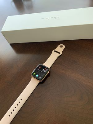 Apple Watch Series 4 44mm LTE+GPS for Sale in Durham, NC