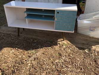 Retro Entertainment TV/entertainment Stand for Sale in Arlington,  TX
