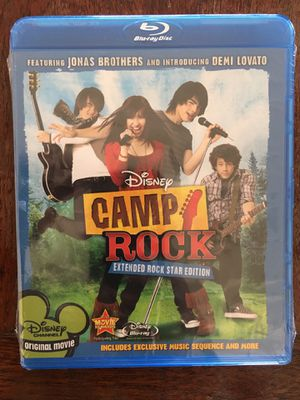 Camp Rock Extended Rock Star Edition Blu-Ray for Sale in Phoenix, AZ