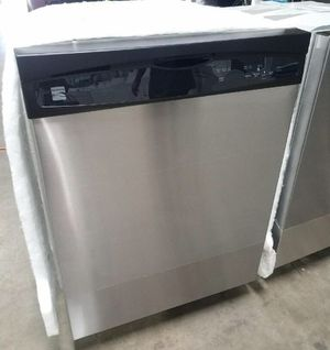STAINLESS STEEL DISHWASHER—KENMORE. for Sale in Placentia, CA