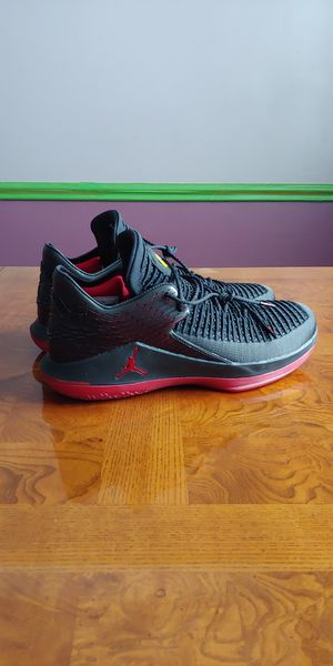 Air Jordan 32 XXXII Last Shot Black/Gym Red Men's Sz 13 AA1256-003 for Sale in Oak Park, MI