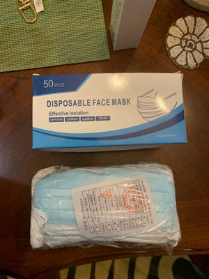 Disposable Face Mask for Sale in Los Angeles, CA