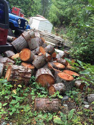 Wood for Sale in Silverdale, WA