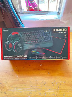GAMING COMBO KIT 4PC for Sale in East Los Angeles, CA