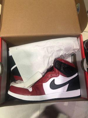 Jordan 1 satin snakeskin PS for Sale in Queens, NY