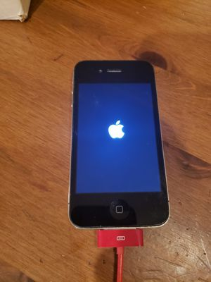 Apple iPhone 4 - 8GB - Black (Verizon) Smartphone (MD439LL/A) for Sale in Laguna Beach, CA