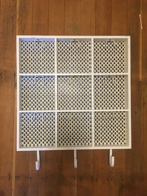 Wall hanging storage for Sale in Lodi, CA