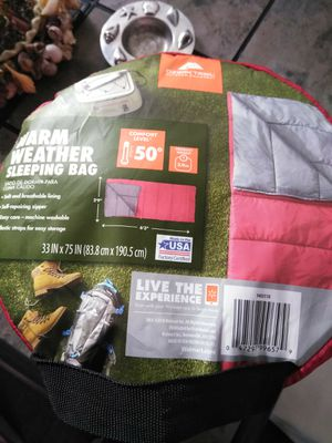 Sleeping bag adult for Sale in Dana Point, CA