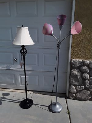 Floor lamps for Sale in Bloomington, CA