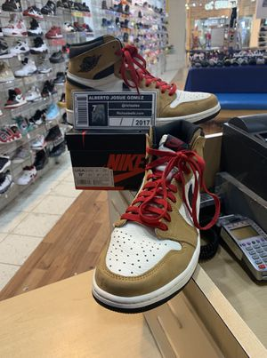 Air Jordan 1 OG High Rookie Of The Year Size 9.5 for Sale in Kensington, MD