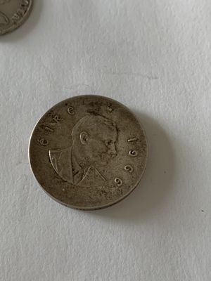 Cool Ireland silver coin 1966 Padraig Pearce for Sale in Quincy, MA