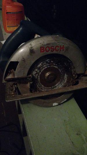 Bosch circular saw for Sale in Scranton, PA