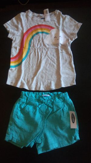 3t outfit and pajama set 4pc total all NEW* for Sale in Los Angeles, CA