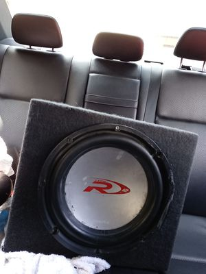 Alpine type r. 12 inch sub in sealed box for Sale in Los Angeles, CA