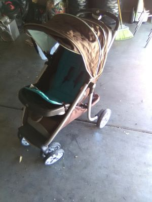 Baby stroller still in good condition asking $10 for Sale in North Las Vegas, NV