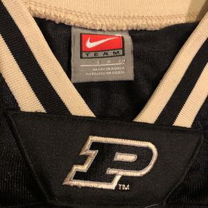 Purdue Boilermakers Football Jersey By Nike - Men's Small Like New - College Football for Sale in Buckeye, AZ