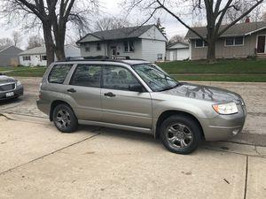2006 Subaru Forester for Sale in Joliet, IL