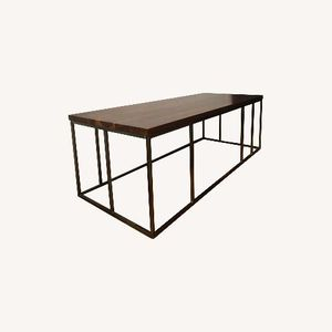 West Elm Coffee Table for Sale in Brooklyn, NY