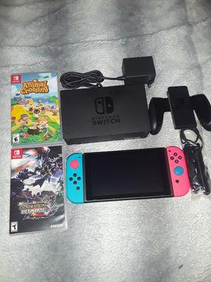 Nintendo switch v2 model for Sale in Vallejo, CA