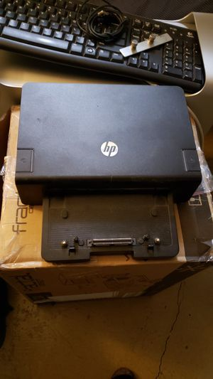 HP 230W Advanced Docking Station for Sale in Los Angeles, CA