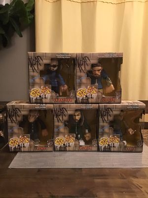 Korn untouchables figures for Sale in Houston, TX