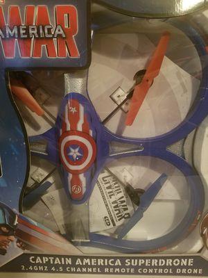Captain america super drone for Sale in Bradenton, FL