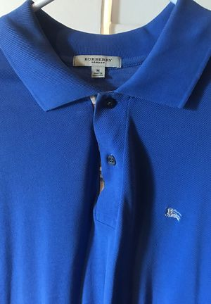 Blue Burberry Polo for Sale in Los Angeles, CA