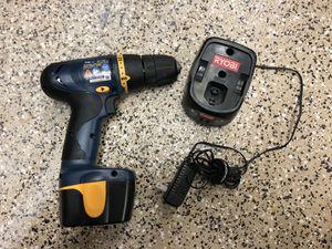 Ryobi HP496 Power Drill for Sale in Fullerton, CA