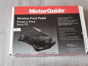 MotorGuide Wireless Foot Pedal Xi Series for Sale in Alexandria, VA