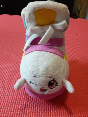 """Shopkins Sneaky Wedge Plush 6"""" Tall Just Play 2016 for Sale in Lehigh Acres, FL"""