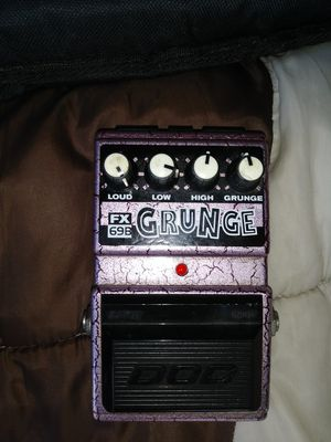 "DOD ""Grunge"" FX 69B Made in U.S.A. for Sale in San Diego, CA"