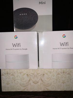 Google WiFi's and Google Mini for Sale in Winter Park, FL