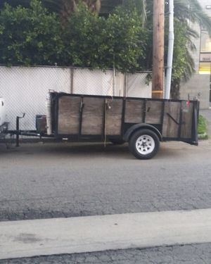 Utility Trailer 6x10 for Sale in Barstow, CA