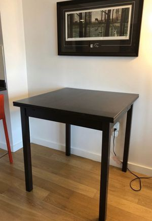 Scandinavian Designs Convertible Counter Table for Sale in Jersey City, NJ