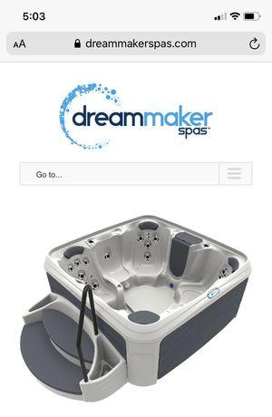 Dream Maker Cabana series hot tub( brand new) for Sale in Apopka, FL