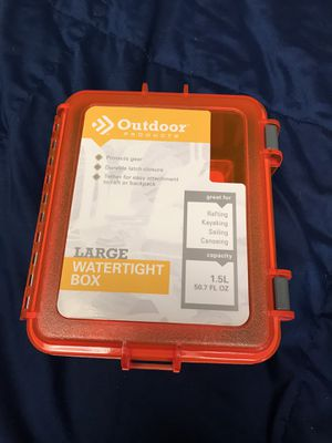 Outdoor watertight box for Sale in Saegertown, PA