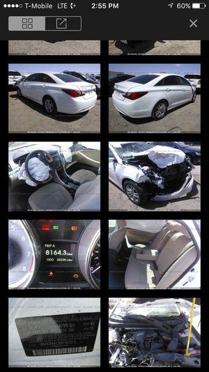 2012 Hyundai Sonata Parting out for Sale in Phoenix, AZ