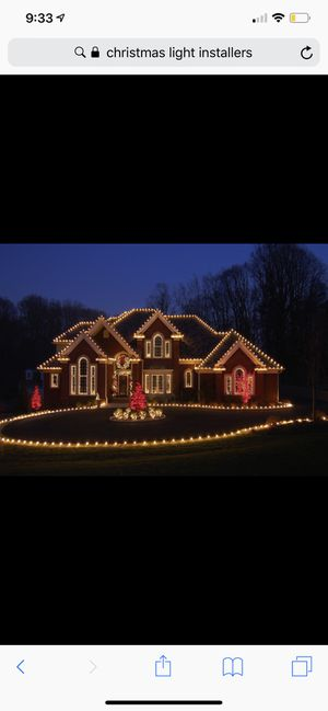 Christmas light Installers and decorator s for Sale in Kissimmee, FL