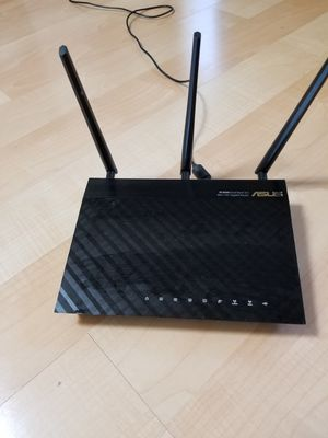 Asus RT-AC66U router for Sale in Elk Grove, CA