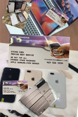 iPhone 8 Plus unlocked for Sale in Richardson, TX